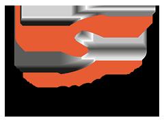 CA 2 métal logo