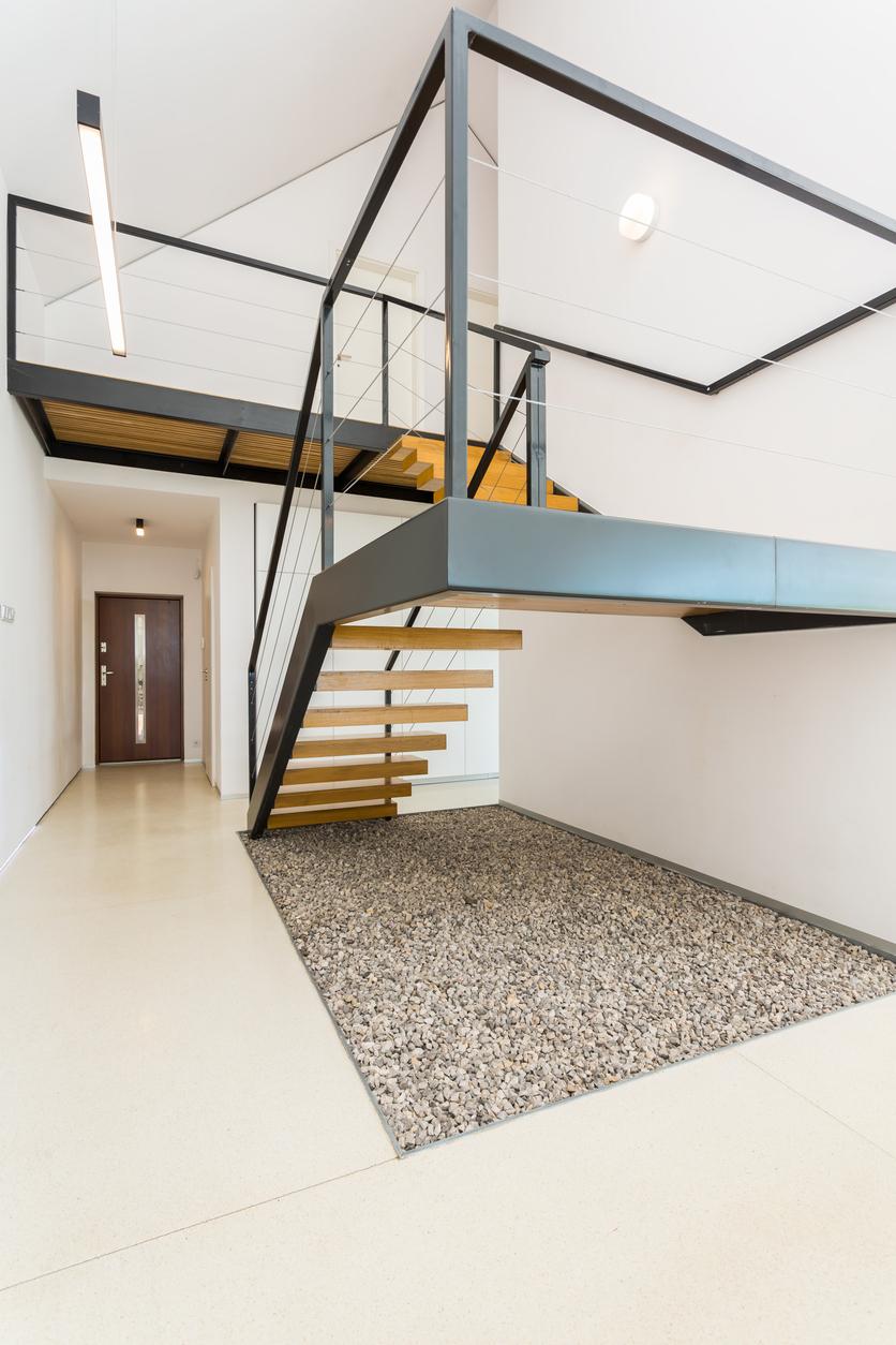 Barriere Escalier En Colimaçon escalier métal ca2m chaudronnerie fabrique escalier droit